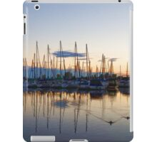 Yachts and Sailboats - Lake Ontario Impressions iPad Case/Skin