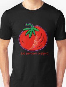 100 Percent Organic (Tomato Tee) T-Shirt
