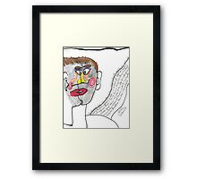 Particularly Silly Framed Print