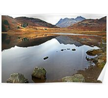 Lake Reflections - Little Langdale Poster