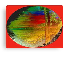 Red Autumn-Available In Art Prints-Mugs,Cases,Duvets,T Shirts,Stickers,etc Canvas Print