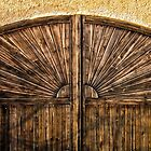Ye Old Gate by Walter Quirtmair