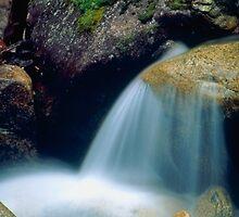 Waterfall by Simon Coates