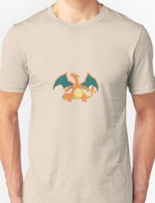 Charizard Minimalist T-Shirt