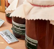 Jars of Jam by bethstedman