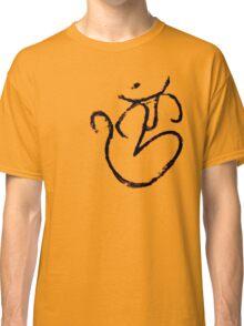 Graffiti Om Classic T-Shirt