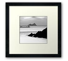 Ballinskelligs Bay Framed Print