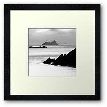 Ballinskelligs Bay by Michael Walsh