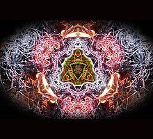 Flames 2 eliptical by EternalBalance