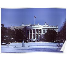 The White House 1 Poster