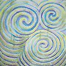 Newgrange Spirals (2000) by Alice McMahon
