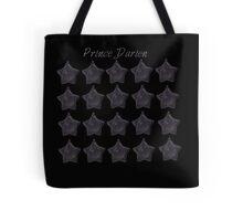 Prince Darien. Tuxedo Mask, sailor moon Black star locket Tote Bag