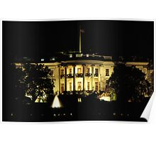 The White House 3 Poster