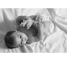 Bundle of Joy Photographic Print