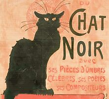 Le chat noir Manifesto by Lexyia