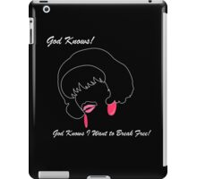 Queen - Break Free! iPad Case/Skin
