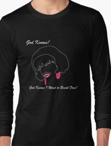 Queen - Break Free! Long Sleeve T-Shirt