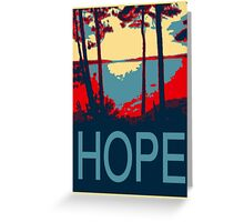 Hope 2-Available In Art Prints-Mugs,Cases,Duvets,T Shirts,Stickers,etc Greeting Card