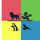 Hogwarts is My Home by nargle