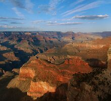 Grand Canyon Afternoon by Stephen Vecchiotti