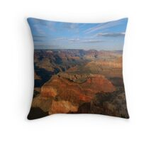 Grand Canyon Afternoon Throw Pillow