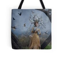 The Court Of The Dryad Queen Tote Bag