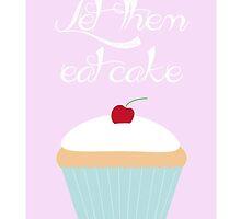 Let Them Eat Cake by LeonieDW