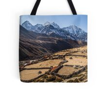 Remote Living Tote Bag