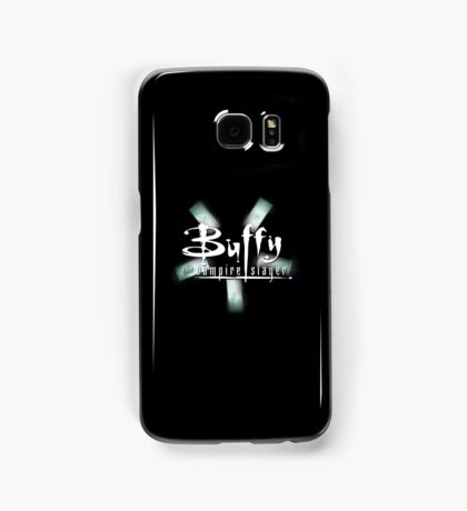 Buffy the Vampire Slayer and Dollhouse mashup Samsung Galaxy Case/Skin