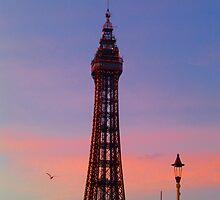 Blackpool Tower by Glen Allen