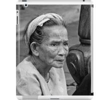 Wrinkles Of Age iPad Case/Skin