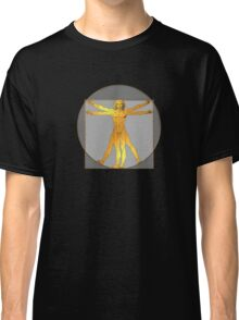 Vitruvian Man Classic T-Shirt