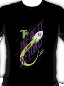 Pixar Toy Story Quote T-Shirt