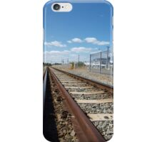 The Fremantle Line iPhone Case/Skin