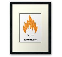 Kvothe Kingkiller Framed Print