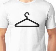 Clothes hanger Unisex T-Shirt
