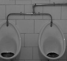 Urinal by Glen Allen