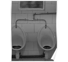 Urinal Poster