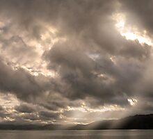 Even the Darkest of Skies Have Their Lights… by Peter Kurdulija