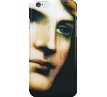 Angel - Stained Glass - Companion Portrait iPhone Case/Skin