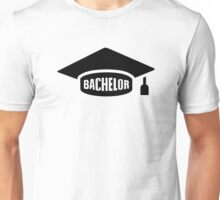 Bachelor graduation hat Unisex T-Shirt