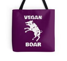 Vegan boar Tote Bag