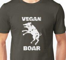 Vegan boar Unisex T-Shirt