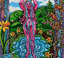 Ace of Cups by Roxiartwork