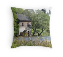 Grant's Old Mill - Winnipeg Throw Pillow