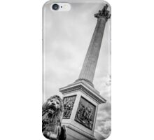 Horatio and the Lion iPhone Case/Skin