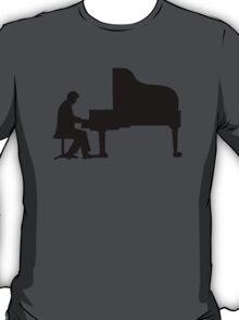 Grand piano pianist T-Shirt