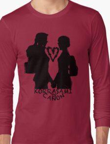 KORRASAMI IS CANON v2 Long Sleeve T-Shirt