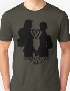 KORRASAMI IS CANON v2 T-Shirt