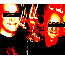 'APPY 'ALLOWEEN Photographic Print
